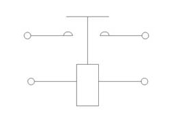 ZJ-50直流接触器线路原理图